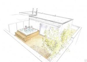 Projet spa attique